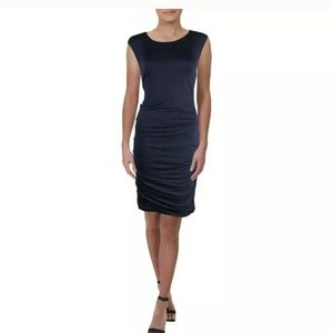 Rachel Roy Heather Navy Steatch Dress